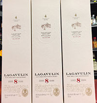 lagavulin 8 yr single malt scotch